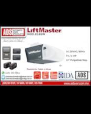 ADS-Boletin LIFTMASTER 8165, ADS Puertas y Portones Automaticos S.A. de C.V.