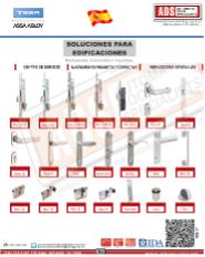 ADS-Boletin Tesa, ADS Puertas y Portones Automaticos S.A. de C.V.