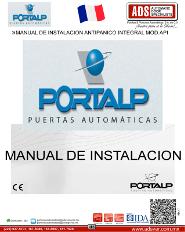 PORTALP, API Soluciones Antipanico Integral