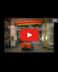 Puertas Hormann Flexon Speed Master 1600 L y 2600 L