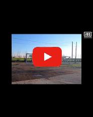 FAC, Demostración 2 Portón Corredizo Cantilever MOD.800