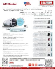 Catálogo LiftMaster 8164W