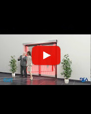 BEA Sensor 4SAFE for automatic swing and revolving doors