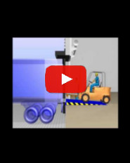 Video, Puerta Industrial Aplicación Externa Tecnologia Empujar-Jalar VECTOR M2, ADS, Puertas y Portones Automaticos, Puertas & Portones Automaticos