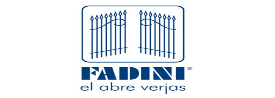 FADINI, fadini, Catalogos, Puertas & Portones Automaticos